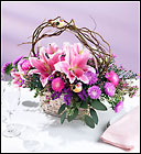 Delightfully Sweet Premier Flowers from Cottage Florist, Lakeland Fl 33813