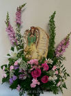 PEACEFUL ANGEL Premier Flowers from Cottage Florist, Lakeland Fl 33813