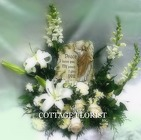 PEACE I GIVE YOU Premier Flowers from Cottage Florist, Lakeland Fl 33813