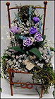 Cottage Chair Premier Flowers from Cottage Florist, Lakeland Fl 33813