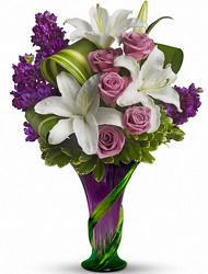 Indulge Her Bouquet Premier Flowers from Cottage Florist, Lakeland Fl 33813
