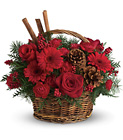 Berries and Spice Cottage Florist Lakeland Fl 33813 Premium Flowers lakeland