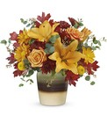 Rustic Sunrise Bouquet Cottage Florist Lakeland Fl 33813 Premium Flowers lakeland