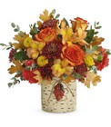 Autumn Colors Bouquet Cottage Florist Lakeland Fl 33813 Premium Flowers lakeland