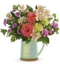 Pour on the Beauty Bouquet Cottage Florist Lakeland Fl 33813 Premium Flowers lakeland