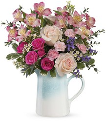 Fabulous Farmhouse Bouquet Cottage Florist Lakeland Fl 33813 Premium Flowers lakeland