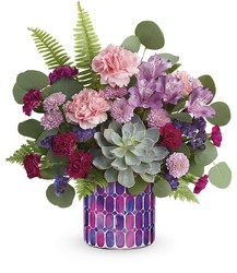 Bedazzling Beauty Bouquet Cottage Florist Lakeland Fl 33813 Premium Flowers lakeland