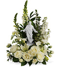 Garden of Serenity Bouquet Cottage Florist Lakeland Fl 33813 Premium Flowers lakeland