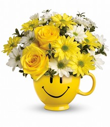 Be Happy Bouquet Cottage Florist Lakeland Fl 33813 Premium Flowers lakeland