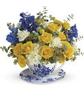 Pretty Teatime Bouquet Cottage Florist Lakeland Fl 33813 Premium Flowers lakeland