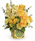 Shimmer Of Thanks Bouquet Cottage Florist Lakeland Fl 33813 Premium Flowers lakeland