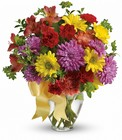 Color Me Yours Bouquet Cottage Florist Lakeland Fl 33813 Premium Flowers lakeland