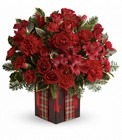 Season's Surprise Bouquet  Cottage Florist Lakeland Fl 33813 Premium Flowers lakeland