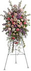 Peaceful Garden Spray Premier Flowers from Cottage Florist, Lakeland Fl 33813