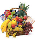 Gourmet Fruit Basket Cottage Florist Lakeland Fl 33813 Premium Flowers lakeland