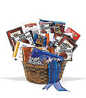 Chocolate Lover's Basket Cottage Florist Lakeland Fl 33813 Premium Flowers lakeland