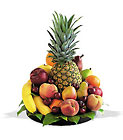 Delightful Fruit Tray Cottage Florist Lakeland Fl 33813 Premium Flowers lakeland