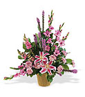 Triumphant Triangle Cottage Florist Lakeland Fl 33813 Premium Flowers lakeland