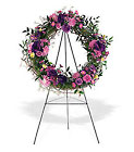 Grapevine Wreath Cottage Florist Lakeland Fl 33813 Premium Flowers lakeland